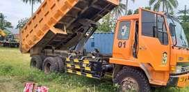 Dumptruck 10 roda, double gardan, ada 3 unit