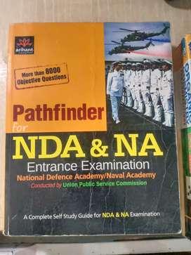 NDA & NA Entrance Examination Book Arihant