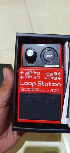 BOSS Loop Station RC-1 Looper