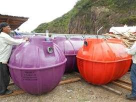 bio septic tank RC BIOGIFT anti mampet
