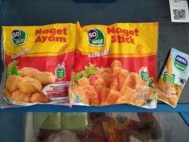 Freelance Marketing Frozen Food