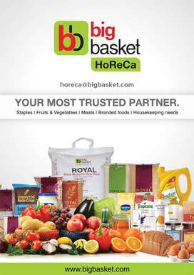 Urgent Hiring for Delivery Boys in Big Basket in Greater Noida