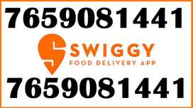SWIGGY FOOD DELIVERY EXECUTIVE EARN MORE INCOME JOIN NOW
