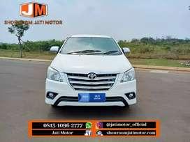 Toyota Kijang Innova G diesel 2014 AT