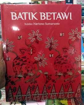 BATIK BETAWI: Koleksi Hartono Sumarsono