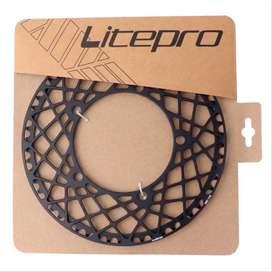 Chainring litepro spider buat sepeda lipat minion minivelo