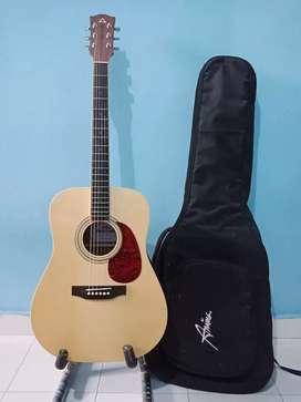 Gitar anderson AFE12N banyak bonus