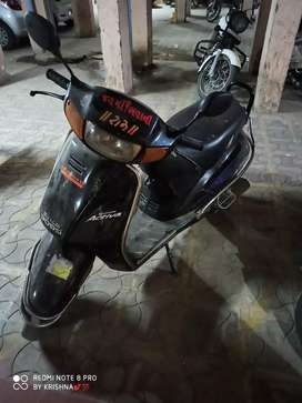 Top condition Honda Activa with full kit