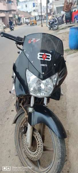 Good conditions, no repaires,good maillage,new tire,