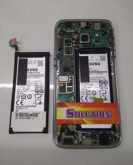 Baterai Battere Battery Sasmsung S6 / S920 + Pasang #SOLUTION