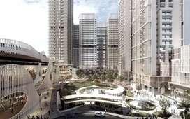 Take over apartemen mewah 3 kmr tidur atas mall Podomoro kota Medan