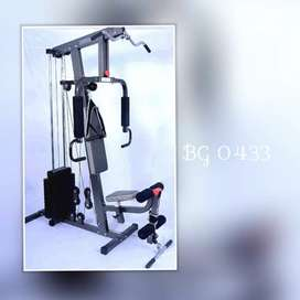Home Gym 1 Sisi // Paramoud IN 15R19