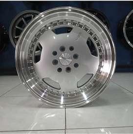 Velg Mobil Avanza, Yaris, Alya, Evalia dll Type GOETHE R16 SMF H8