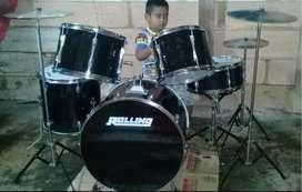 Drum Set Lengkap