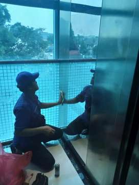 Pemeliharaan Perawatan Service Rutin Lift Elevator