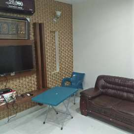 10 marla Furnished House lower portion For rent in Bahria Town Lahore
