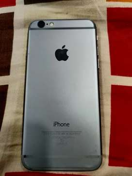 iPhone 6 space grey 32 gb