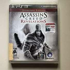 Kaset BD PS3 Assasins Creed Revelations