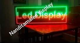 RUNNING Teks led_display