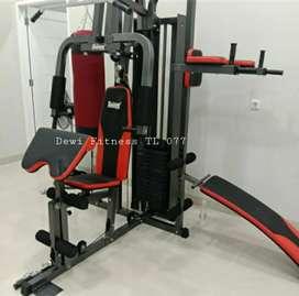 Alat fitness - Homegym 3 sisi