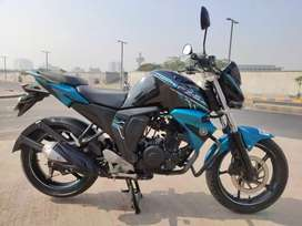 Yamaha FZ.S Version 2.0 Originally Company Conditions ( 2015 Model )