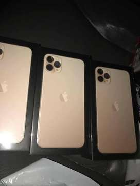 Iphone 11 pro max 64gb gold indian