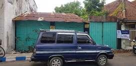 Jual Rumah Komersil Pusat Kota dkt Mojopahit