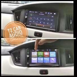 Terlaris 2din for SIGRA CALYA android link led 7inc+camera hd mumer