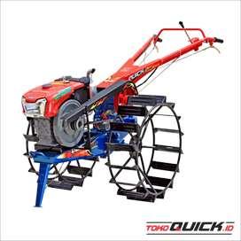 Traktor G1000 sett diesel kubota 8.5pk siap pakai