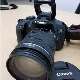 Canon 700d camera rent