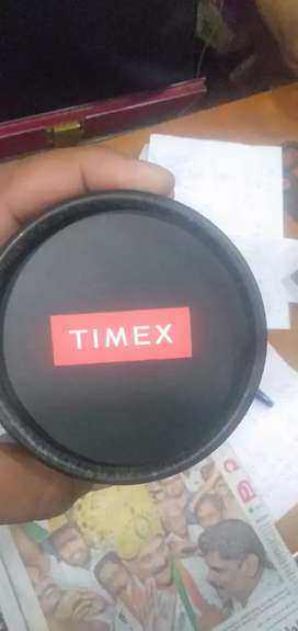 New timex men watch.Leather strap,fresh one ,not yet used.classic dail