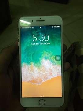 Iphone 8 plus 64 gb 1.5 month warranty left