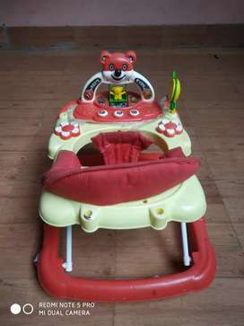 Baby walker purchased on 10 oct