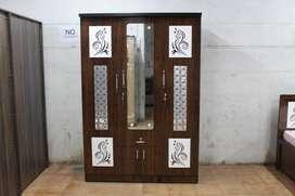 Luxurious Robust 3 Door Wardrobe WDC-1089