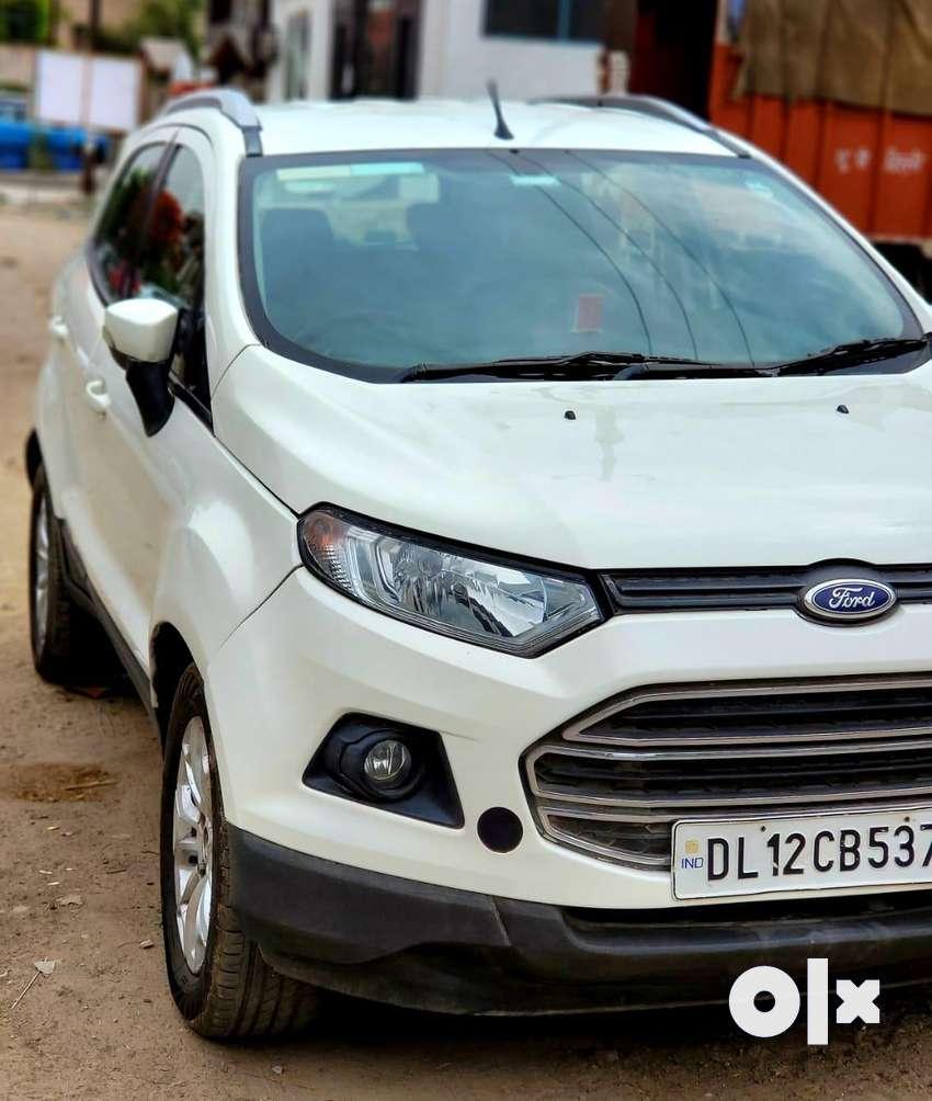 Ford Ecosport 1.5 Diesel Titanium, 2015, Diesel