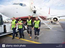 ground staff HIRING ALL STAFF**FOR AIRPORT WORK!!!MULTIPLE OPENING HIR