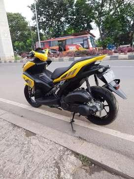 Yamaha aerox koneng