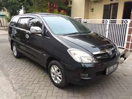Innova V Luxury 2007 jual cash