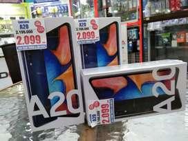 SAMSUNG A20 3/32GB