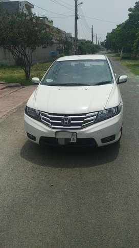 Honda City Manual 2016 Good conditioned