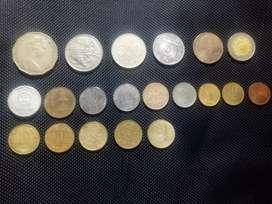 Mau menjual koleksi koin mancanegara