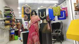 Ladies boutique in thadithota business area