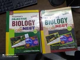 Trueman's objective Biology for Neet Vol 1&2