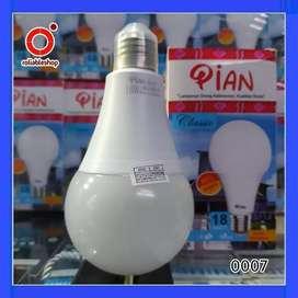 Pian Classic Lampi LED Bulb A 18 Watt Garansi 1 Tahun - 0007