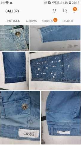 Ladies jeans SSB_302 PKT-A SECTOR-14 HISAR