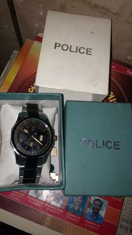 Watch of POLICE