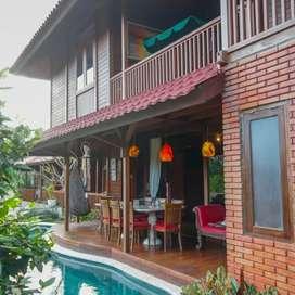 Villa dijual di Bali Pantai Saba