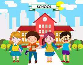 Professional Female Teacher required for play group class in School
