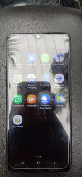 Samsung A20s 6month using, 4gp Ram 64gp