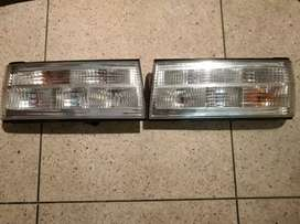BMW E30 3 series crystal rear lights. 1985 to 1991. No messages.